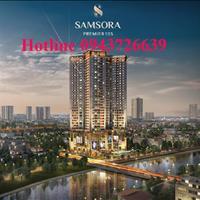 Cho thuê mặt bằng tầng 1 tại tòa nhà Samsora Premier, Chu Văn An, Hà Đông