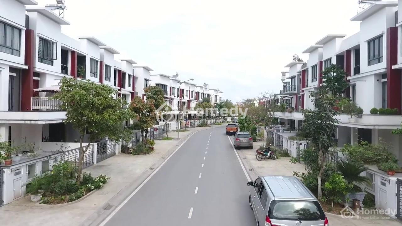 giá nhà liền kề tại Hà Nội càng ngày càng đắt hơn biệt thự