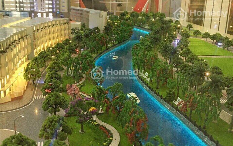 Sở hữu ngay Shophouse nhà phố mặt tiền Nguyễn Văn Linh, chỉ với 5,5 tỷ