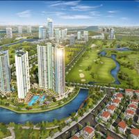Bán căn hộ 90m2, 3 phòng ngủ chung cư West Bay - Ecopark view bể bơi sân golf, giá 2,27 tỷ