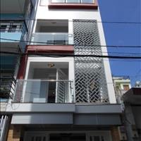 Bán nhà hẻm 449 Sư Vạn Hạnh, 3.5x20m, nhà 5 tầng, siêu đẹp, giá 16.5 tỷ