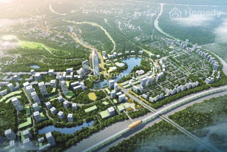 Quy hoạch chung đô thị vệ tinh Hòa Lạc