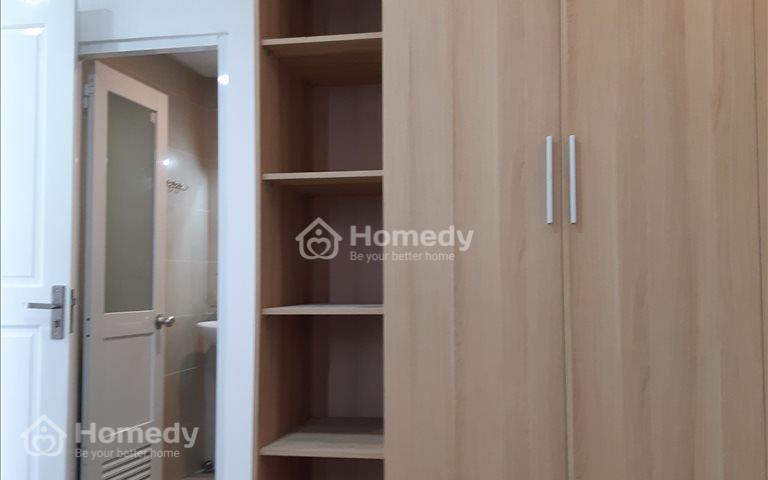 Cần cho thuê căn hộ Citizen, căn góc 86m2-2 phòng ngủ, có nội thất, giá 12 triệu/tháng