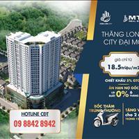 Dự án B32 - Thăng Long City Đại Mỗ, nhận nhà ở ngay tháng 7/2019, chỉ với 18,5 triệu/m2