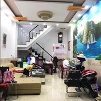 Chính chủ bán nhà ngay Nguyễn Ảnh Thủ, sau lưng chợ Bà Điểm, Hóc Môn, 4x12,5m, bán 785 triệu