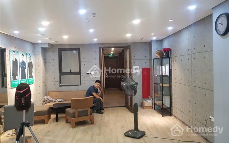 Toà nhà mặt phố 9 tầng Trương Hán Siêu, phù hợp văn phòng, thời trang, Spa, cafe, 42 triệu/tháng