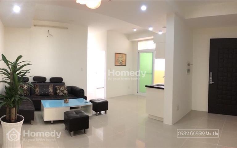 Cho thuê căn hộ Hoàng Kim, 3 phòng ngủ, 2 wc, giá 7 triệu/tháng, thoáng mát, thẻ từ, an ninh