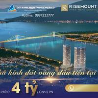 Tôi Việt Kiều Đức có mua căn hộ cao cấp 5 sao view sông Hàn Risemount cần bán rẻ hơn giá thị trường