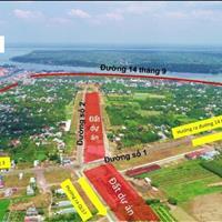 Đất nền sổ đỏ trung tâm thành phố Vĩnh Long 800 triệu/nền
