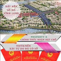 Vĩnh Long New Town mở bán giai đoạn 2 đất nền sổ đỏ trung tâm thành phố Vĩnh Long