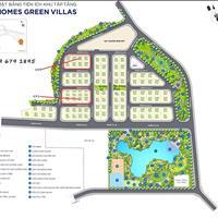 Bán căn biệt thự liền kề GV3 và GV5 dự án Vinhomes Green Villas