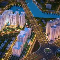 Bán Shophouse thương mại 130m2 mặt tiền đại lộ Võ Văn Kiệt quận 8, đang xây dựng đến tầng 26