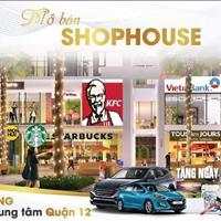 Mở bán Shophouse - Metro Star, ngay nhà ga Metro số 10 góp 26 tháng 0% lãi suất