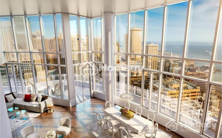 Cần bán căn hộ Saigon Mia 2 phòng ngủ view đường 9A, liền kề quận 1, tầng trung, giá chỉ 2.75 tỷ