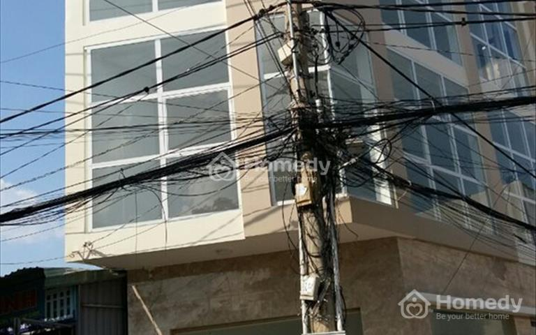 Cho thuê 2 lầu trên toà nhà mặt tiền đường Nguyễn Tư Nghiêm, quận 2