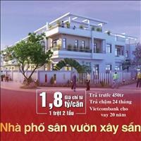Mở bán nhà phố và khu biệt thự nghỉ dưỡng ngay khu du lịch thác Giang Điền
