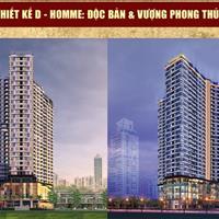 Mở bán giai đoạn 1 căn hộ phong thủy cao cấp D - Homme đầu tiên ở Quận 6