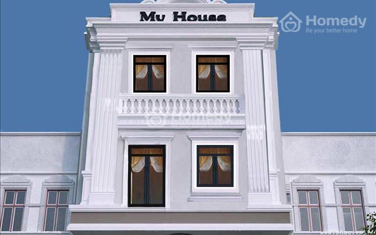 Cho thuê nhà mặt tiền đường Tân Chánh Hiệp 10, quận 12 rộng 7m x dài 30m