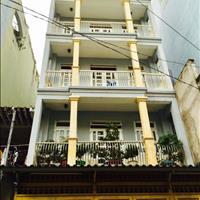 Bán nhà mặt tiền Ngô Gia Tự, 5 tầng, 7x15m, giá 55 tỷ