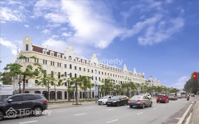 Bán căn khách sạn 120m2, 5 tầng mặt đường Hạ Long dự án Shophouse Europe Hạ Long, giá 9,985 tỷ