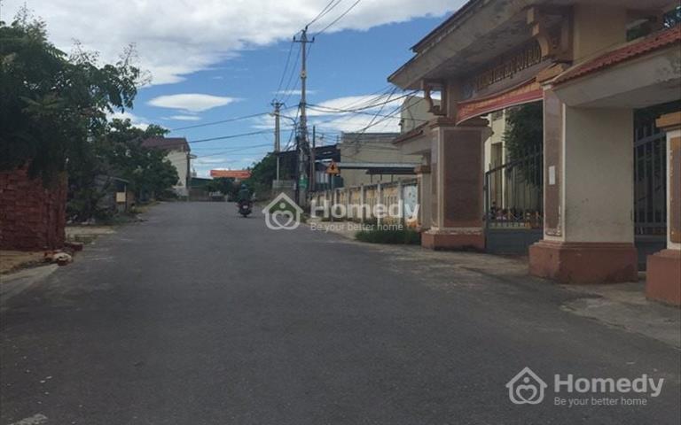 Bán lô đất kèm nhà mặt tiền Nguyễn Thị Định đối diện trường học thuận tiện kinh doanh