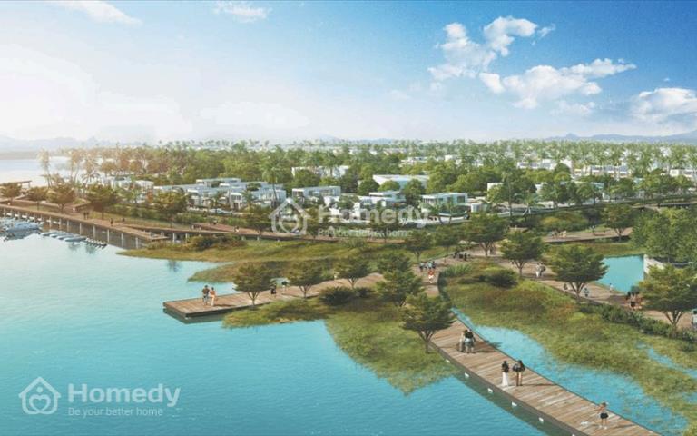 Bán đất nền dự án FPT City Đà Nẵng giá từ chủ đầu tư, chiết khấu ngay 5%