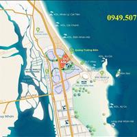 Đất biển Quy Nhơn, sổ đỏ lâu dài, xây dựng tự do, chỉ 1.45 tỷ/nền