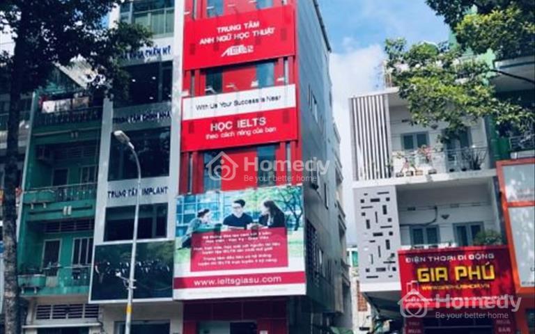 Bán nhà mặt tiền ngay Lý Thường Kiệt, Quận 11 diện tích 8x20m, giá 32.8 tỷ