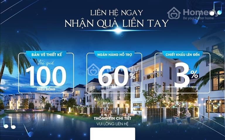 Melody City Đà Nẵng - Đất nền giá rẻ ven biển Đà Nẵng - Sở hữu ngay chỉ từ 2,8 tỷ