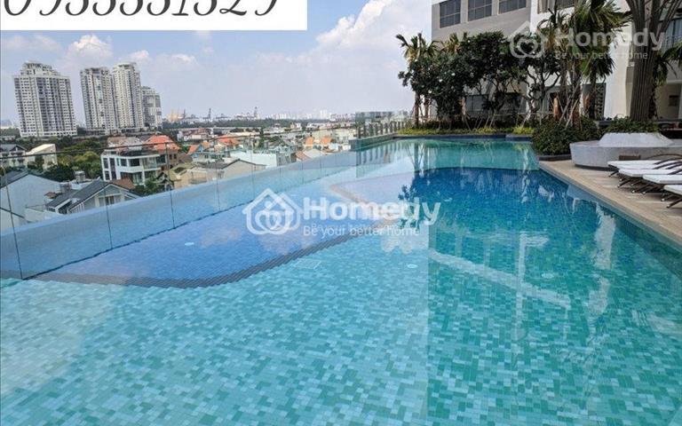 Cho thuê căn hộ 1, 2, 3 phòng ngủ chung cư The Sun Avenue, quận 2, 7-17 triệu/tháng full nội thất