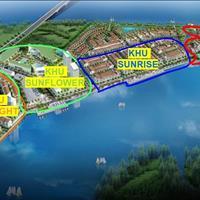 Đất nền khu đô thị biển Marine City Vũng Tàu, 3 mặt giáp biển thoáng mát, giá từ 18 triệu/m2