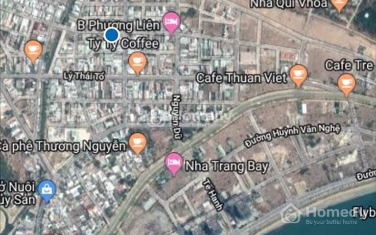 Cần bán 80m2 đất đẹp mặt tiền đường Bùi Huy Bích - Nha Trang - Khánh Hòa chỉ 3 phút tới biển