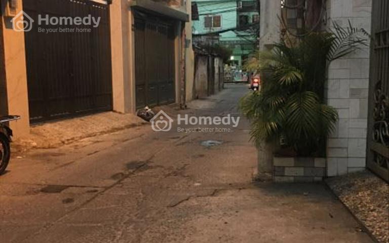 Bán nhà đẹp 3 lầu hẻm Nguyễn Văn Đậu, nở hậu 5.6m, 70m2 giá 8.5 tỷ
