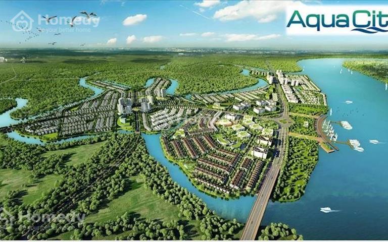 Tận hưởng cuộc sống thịnh vượng tại Aqua City, chiết khấu ngay 7% cho khách hàng thanh toán nhanh