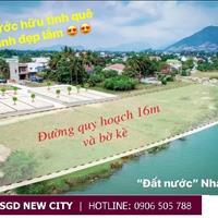 Đất nền ven sông Vĩnh Ngọc, Nha Trang, dự án River Garden, F1 - 15 triệu/m2
