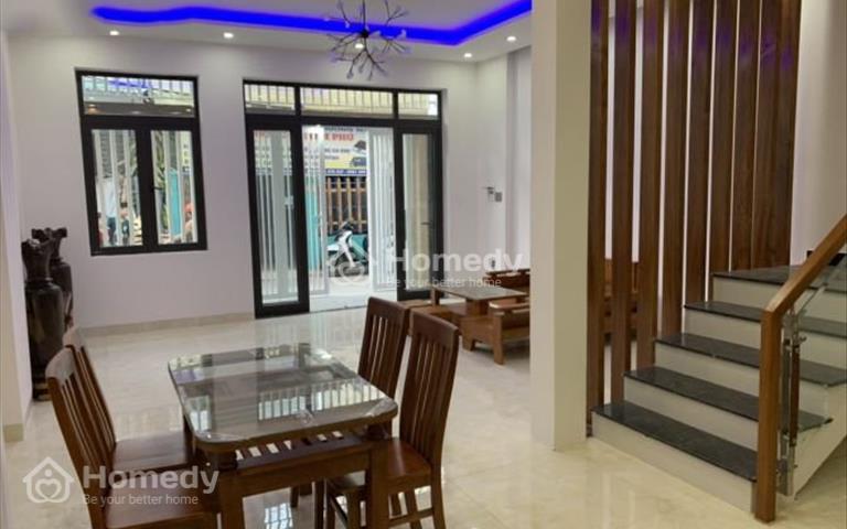 Bán nhà kiệt Phạm Nhữ Tăng, 60m2, nhà 3 tầng cực mới, cách đường chính 20m giá 4,27 tỷ