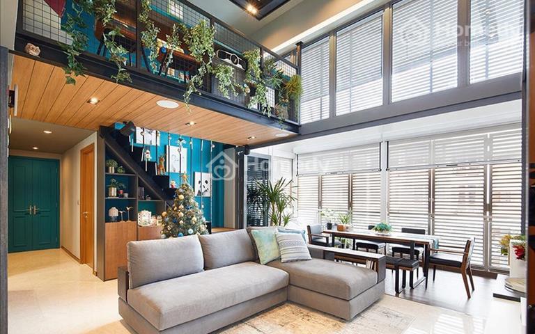Căn hộ full nội thất - Mặt tiền Nguyễn Thị Thập Quận 7 - 10 suất ưu đãi chỉ 930 triệu/căn (100%)