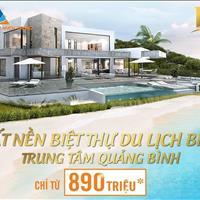 Lê Lợi Residence – khu đô thị biệt thự du lịch biển - trung tâm Đồng Hới - Quảng Bình