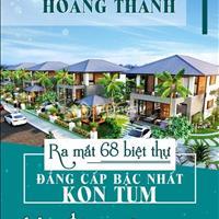 Khu đô thị xanh nổi bật nhất giữa lòng thành phố Kon Tum