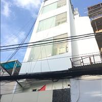 Bán căn hộ dịch vụ 42 phòng đường Cách Mạng Tháng Tám trệt 6 lầu hợp đồng thuê 120tr/tháng, 19.5 tỷ