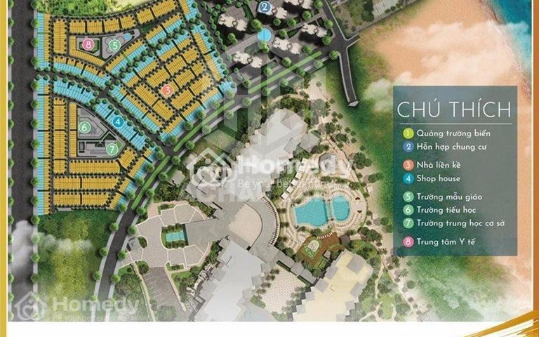 Nhơn Hội New City phân khu 2 -1,39 tỷ/ nền, CK lên đến 9%, không mua hoàn trả 100%