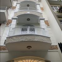 Nhà hẻm 389 khu Văn phòng Chính Phủ, 4,5x18m, đường 10m