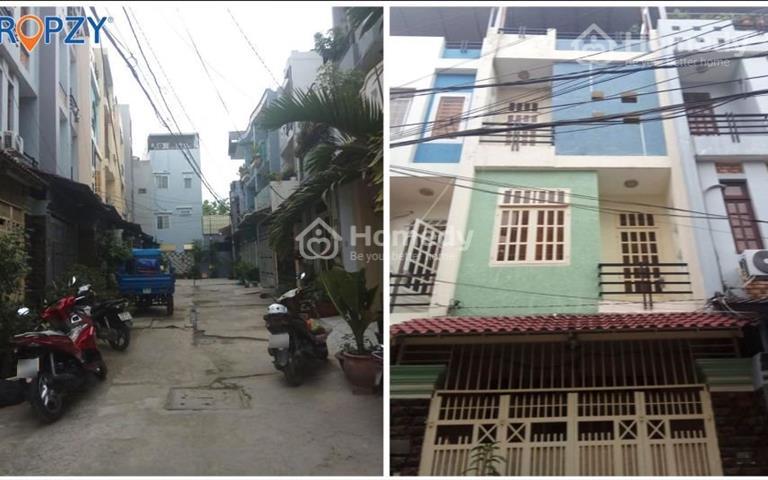Nhà hẻm xe hơi Lê Đức Thọ, phường 16, Gò Vấp - 51m2 giá 4,5 tỷ thương lượng