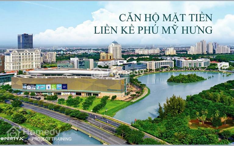 Booking giữ chỗ ngay siêu phẩm Q7 Boulevard chỉ từ 40tr/m2 tại quận 7 mặt tiền liền kề Phú Mỹ Hưng