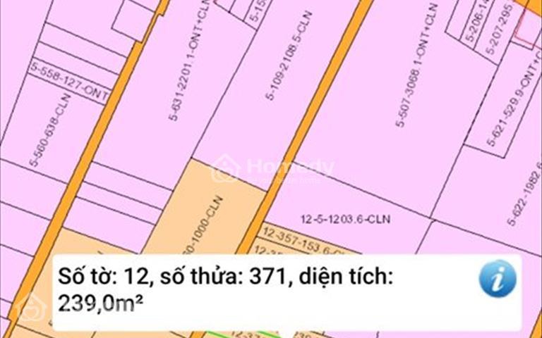 Cần bán gấp đất nền đường Điểu Xiển, xã Bàu Trâm, Long Khánh
