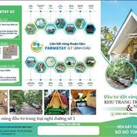 Trang trại nghỉ dưỡng Farmstay G7 tại Hồ Tràm, Vũng Tàu với giá cực kì hấp dẫn với 1.9 triệu/m2