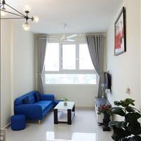 Cho thuê căn hộ 61m2, 2 phòng ngủ, nhà trống, chỉ 6 triệu/tháng