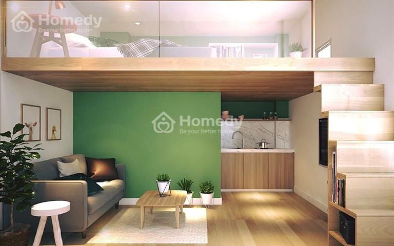 Chính chủ cho thuê căn hộ chung cư mini full nội thất có gác rộng Tân Bình