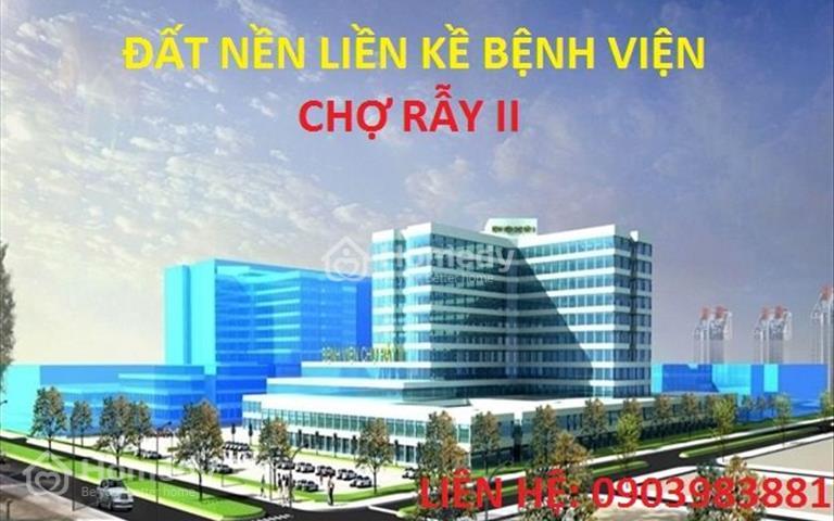 Lễ công bố mở bán đợt 1 ngày 28/07/2019, KDC Hai Thành Bình Tân mở rộng, LK bệnh viện Chợ Rẫy 2