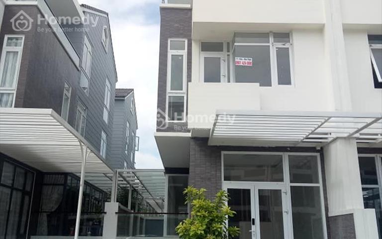 Biệt thự, nhà phố quận 7 (140m2, 5 PN, hầm) từ cơ bản đến full nội thất, giá chỉ từ 25 triệu/tháng